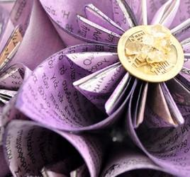 Kusudama | Artifact for Wealth & Prosperity