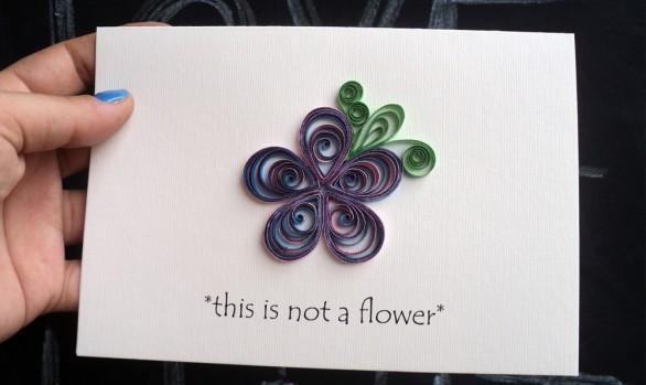 This Is Not A Flower