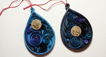 Quilled Drop   Artifact for Cash Flow