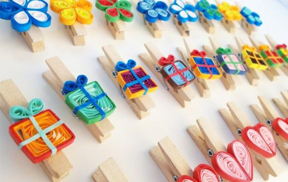 Decorative Pegs