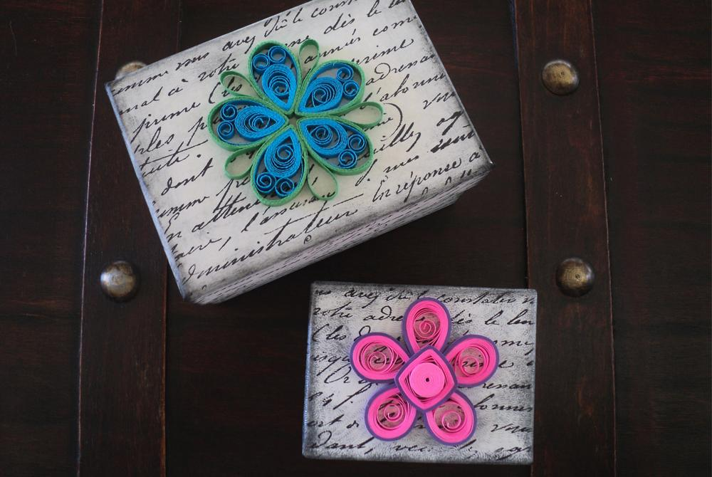 Small Decorative Boxes