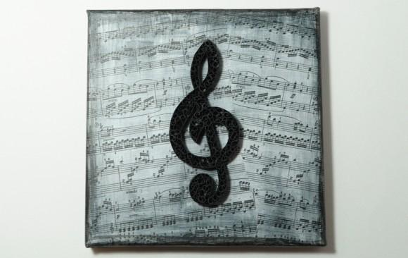 Mozzart Treble Clef