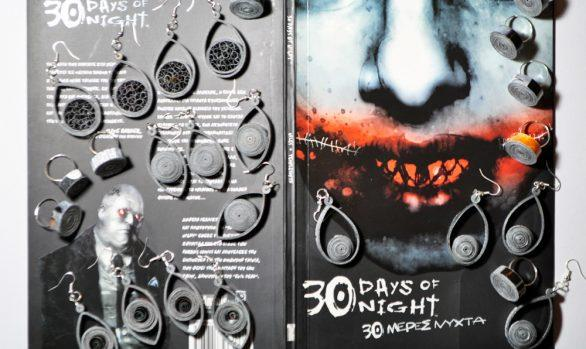 30 Days Of Night | Comic Book Jewelry