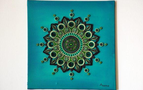 Mandala | Heart Chakra