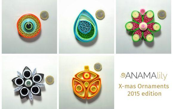 Xmas Ornaments | 2015 edition