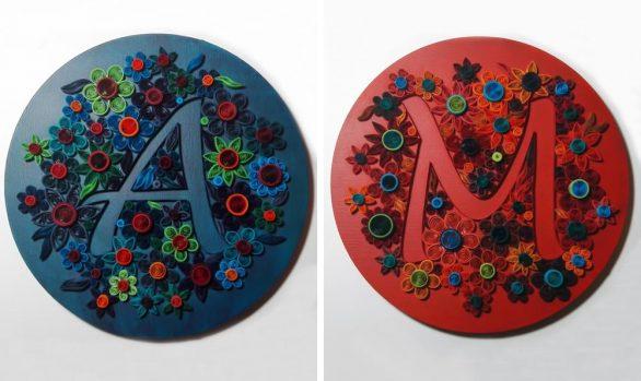 A & M | Monograms