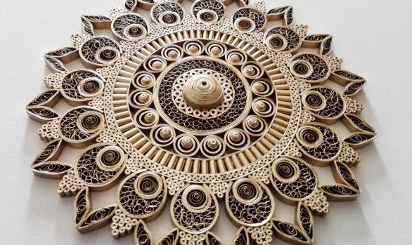 Mandala | Gold